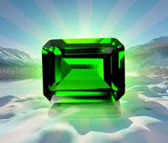 Chrome Diopside or Diopside? Cute Gemstones