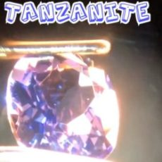 Tanzanite Dynamite! A very Explosive Gem